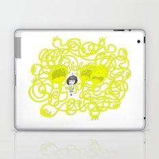 Blah, Blah, Blah Laptop & iPad Skin