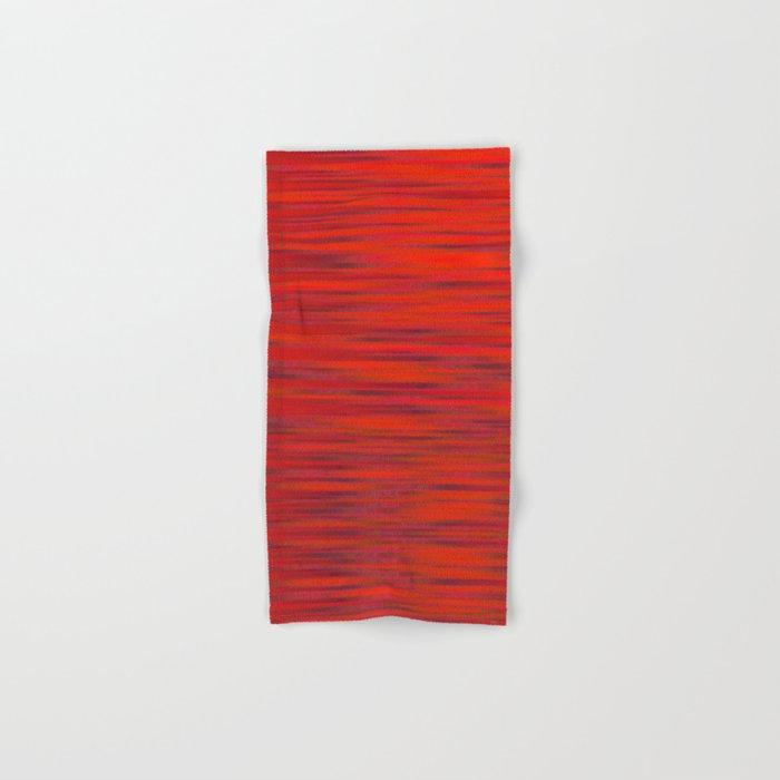 Simply Red Hand & Bath Towel