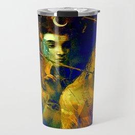 Shiva The Auspicious One - The Hindu God Travel Mug