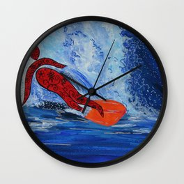 CARESSE Wall Clock