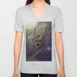 The Guilt Tree Unisex V-Neck