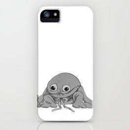 Inktober Day 09 iPhone Case