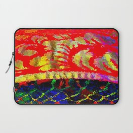 Seurat's Bridge Laptop Sleeve