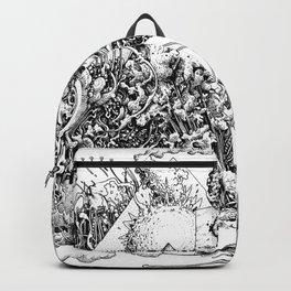 symptomatic recline Backpack