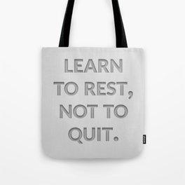 The Secret to Success I Tote Bag