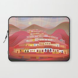 Afternoon in Guatemala Laptop Sleeve