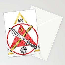 Kali Eskrima Arnis, Filipino martial art, FMA Stationery Cards