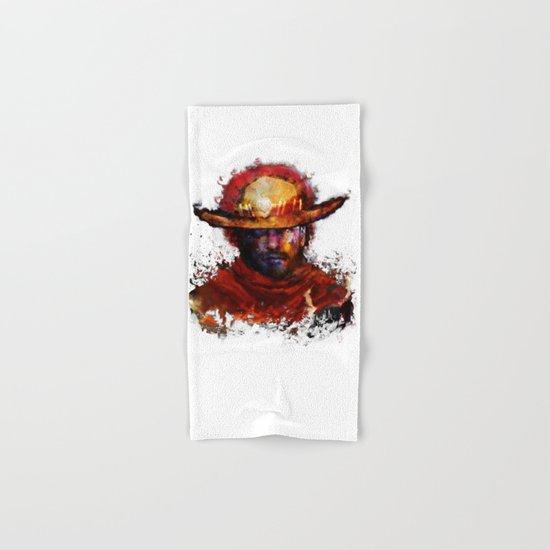 Big Boss Hand & Bath Towel