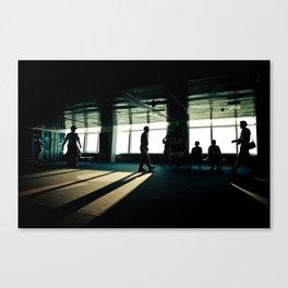 Taipei 101 Canvas Print