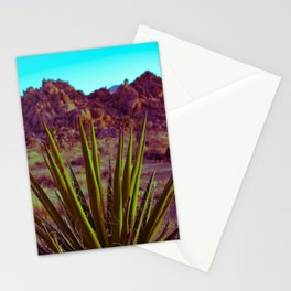 Bright Cactus Stationery Cards