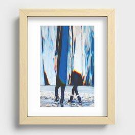 Vouge #59 Recessed Framed Print