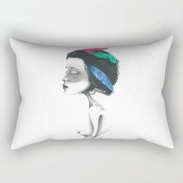 INDI Rectangular Pillow