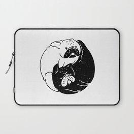 The Tao of French Bulldog Laptop Sleeve