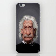 Celebrity Sunday ~ Albert Einstein iPhone & iPod Skin