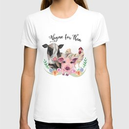 Vegan for Them T-shirt