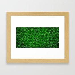 Don't leaf me Framed Art Print