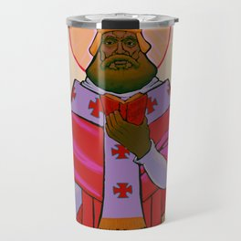 Saint Cyprian Travel Mug