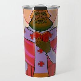 Saint Cyprian Travel Mug