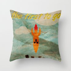 The Lucky Ones Throw Pillow