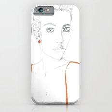 Carey Mulligan iPhone 6s Slim Case
