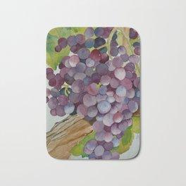 A Glass of Red wine Bath Mat