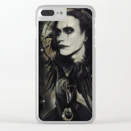 True Love Never Dies Clear iPhone Case