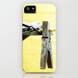Between Jobs iPhone Case