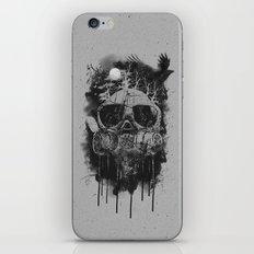 Suffocate iPhone & iPod Skin