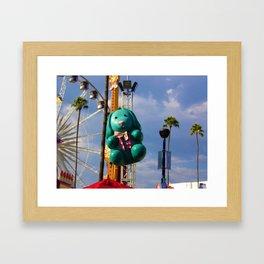 Fair Cuteness Framed Art Print