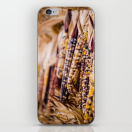 Indian Corn iPhone Skin