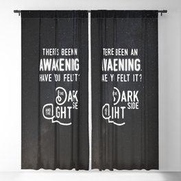 Awakening of the Force Blackout Curtain