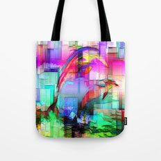 Dolphins Tim Henderson Tote Bag