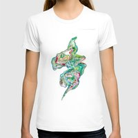 river T-shirts featuring River by Angie Pagan