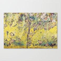 Grunge Abstract No.3 Canvas Print