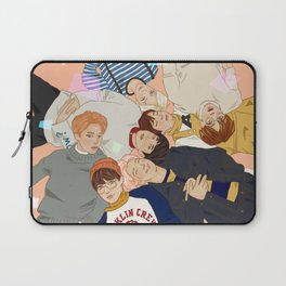 BTS - group Laptop Sleeve