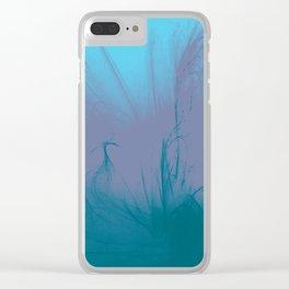Mystical Clear iPhone Case