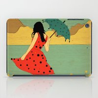 lonely iPad Cases featuring Lonely by Danelys Sidron