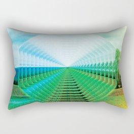 EU Road Trip Rectangular Pillow