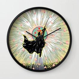 Life of Buddha - 8. Passing away Wall Clock