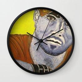 """Tat Holler"" - Country Music Artist Wall Clock"