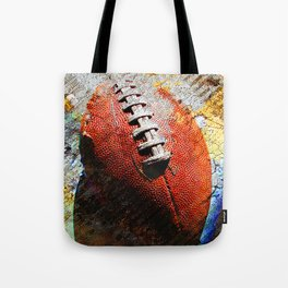 Football ball vs 6 Tote Bag