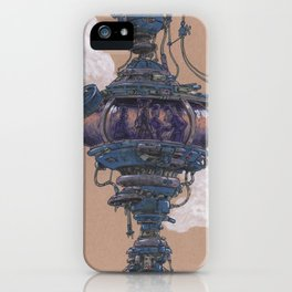 Bubble in the Line iPhone Case