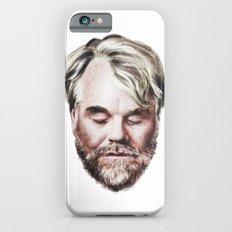 Philip Seymour Hoffman Portrait iPhone 6s Slim Case