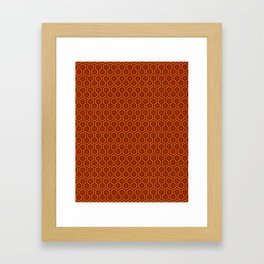 Overlook Hotel Framed Art Print