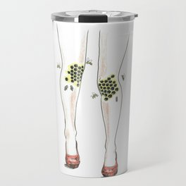 The Bee's Knees Travel Mug