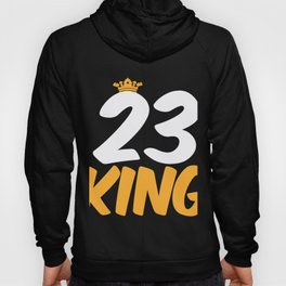 23. Birthday Present 23 Years Old Funny Gift Hoody