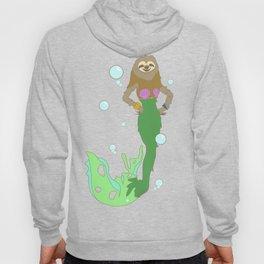 Sloth Mermaid Hoody