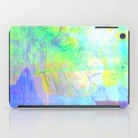 rio iPad Cases featuring Rio by LuaMA