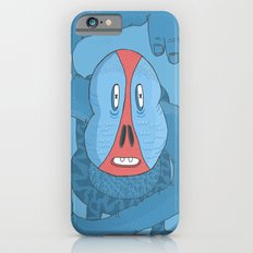 The S Baboon  iPhone 6s Slim Case