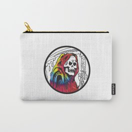 Hippie Grim Carry-All Pouch